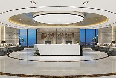 2200平米办公室江苏11选5走势图下载实景图-保利文化