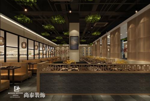 江西菜餐厅江苏11选5走势图下载设计 | 赣味轩