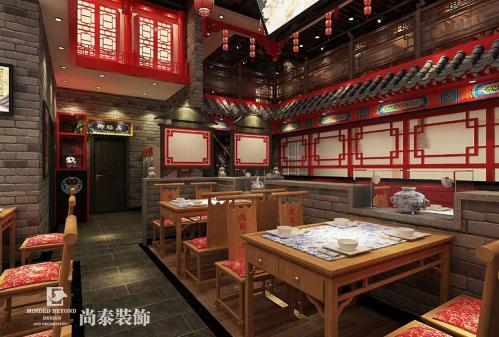 清宫风格春饼烤鸭中餐厅江苏11选5走势图下载设计 | 今道春饼