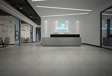 1200㎡ 医疗公司办公室设计 | 玛思医疗