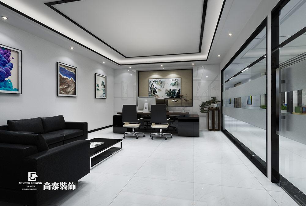 400㎡办公设计江苏11选5走势图下载效果图-远景医疗器械