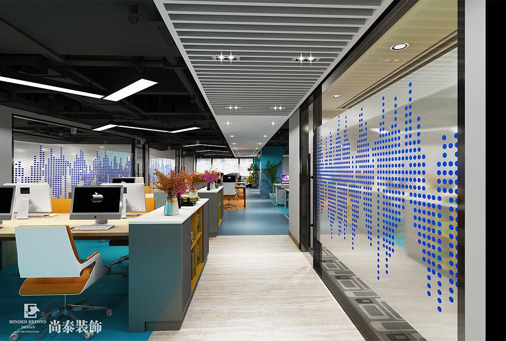 2100平米办公室江苏11选5走势图下载效果图-智联招聘