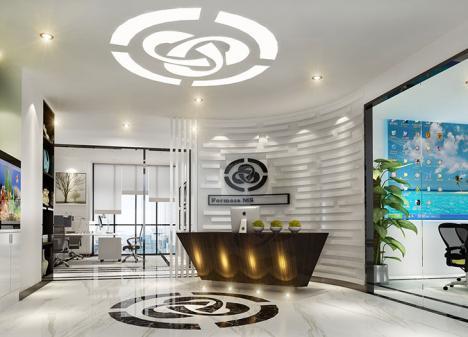 深圳半导体公司办公室设计 | 美丽微半导体