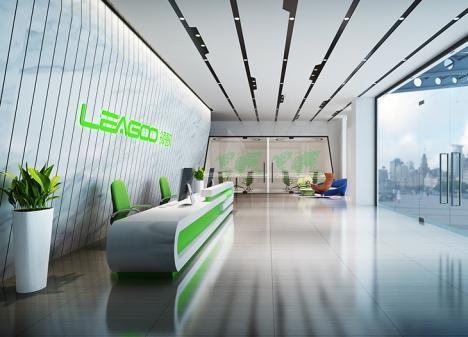 领歌科技 | 2500平米科技公司办公市江苏11选5走势图下载设计