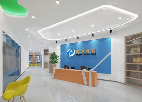 500m² 中小学课外教育机构江苏11选5走势图下载设计 | 博龙教育