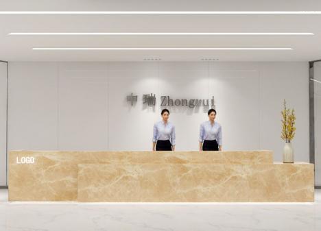 1200m² 资产管理公司深圳办公室设计 | 中瑞控股