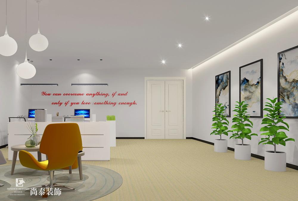 3600平米办公室江苏11选5走势图下载效果图-礼意久久