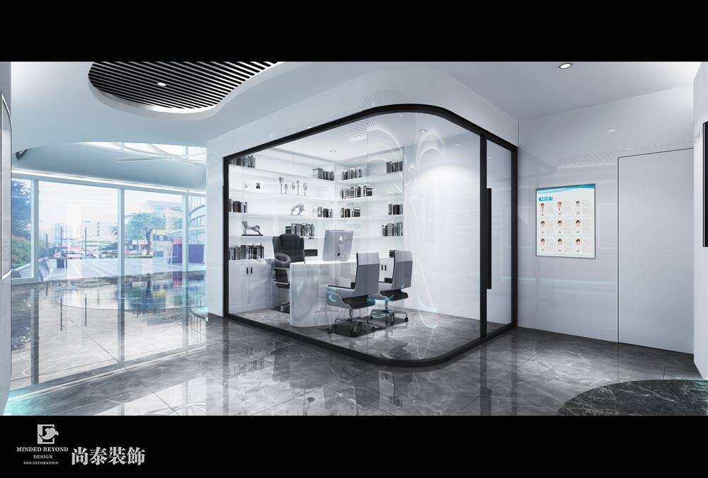 现代简约办公室江苏11选5走势图下载设计效果图-国泰君安