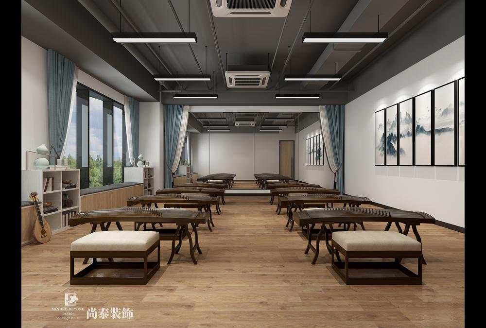 生物科技公司办公室江苏11选5走势图下载效果图-仁源集团