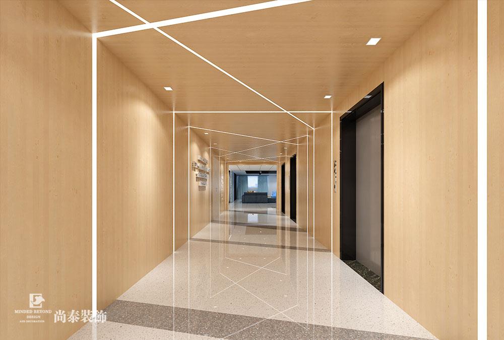 1018平米现代简约办公室江苏11选5走势图下载设计 | 米瑞国际