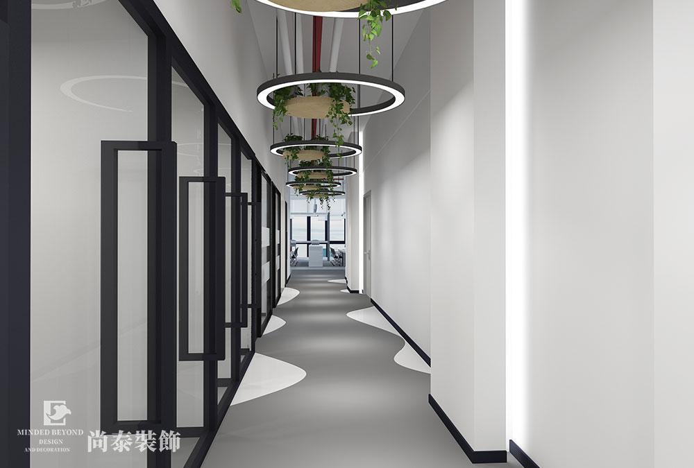 科技公司办公室江苏11选5走势图下载效果图-速腾聚创