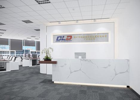 200㎡物流公司现代风格办公室江苏11选5走势图下载设计 | 全运通物流