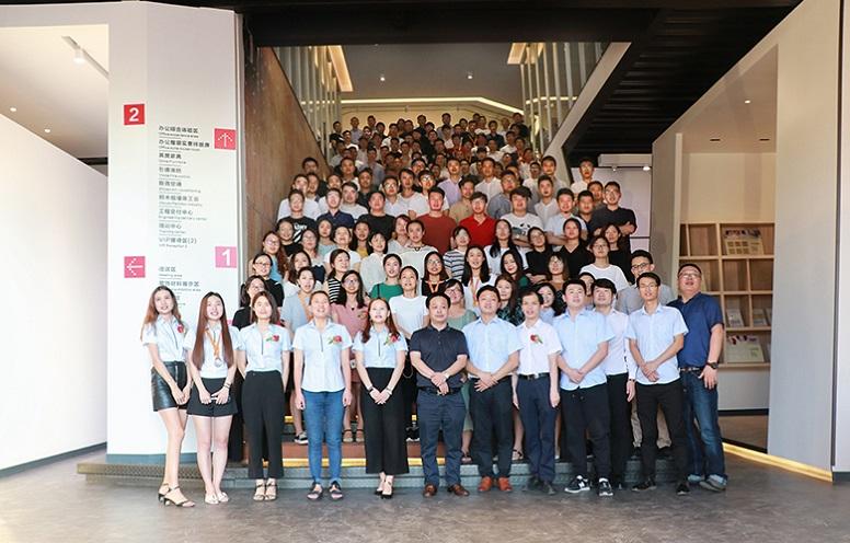 2018年5月尚泰设计师内训营