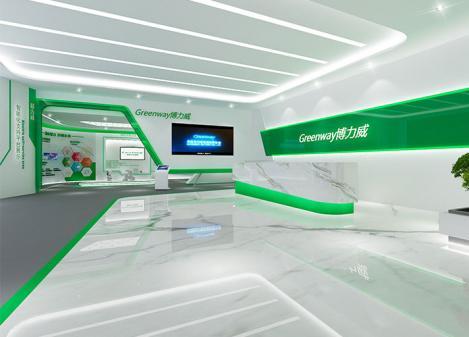 4000平米电池电子公司办公室江苏11选5走势图下载设计   博力威