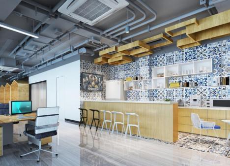 950平米工业包材制品公司办公室江苏11选5走势图下载设计 | 明鑫企业
