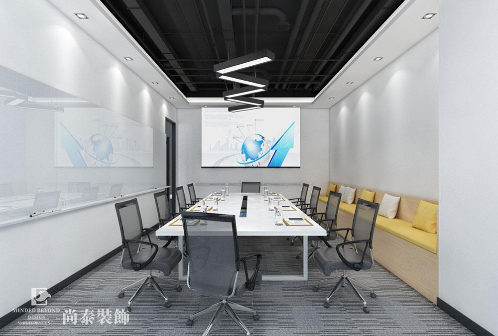 现代简约办公室江苏11选5走势图下载效果图-智讯派