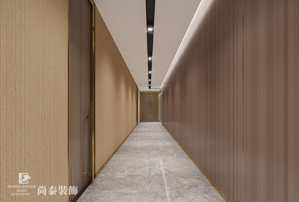 1600平米办公室江苏11选5走势图下载效果图-中方信富