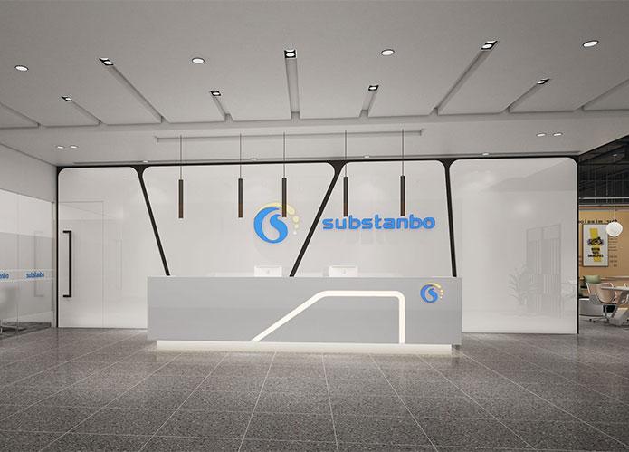1500平米科技电子品牌公司办公室设计 | 宏博伟智