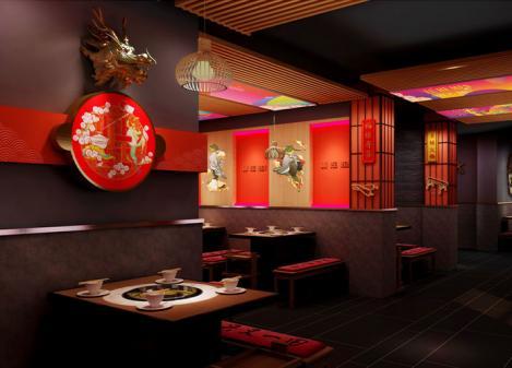 460平米连锁餐饮店江苏11选5走势图下载设计 | 禄合门