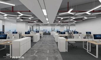 """科技公司办公室江苏11选5走势图下载,经典白灰系列真的""""过气""""了吗?"""