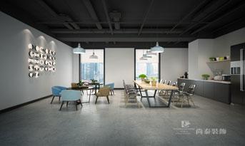 不同办公空间办公室江苏11选5走势图下载风格如何选择?