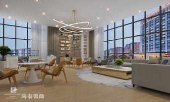 如何打造一个时尚的办公空间设计?