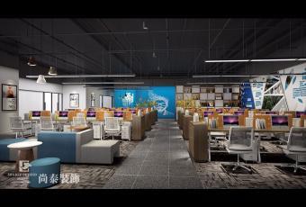 办公空间设计功能区如何布局?