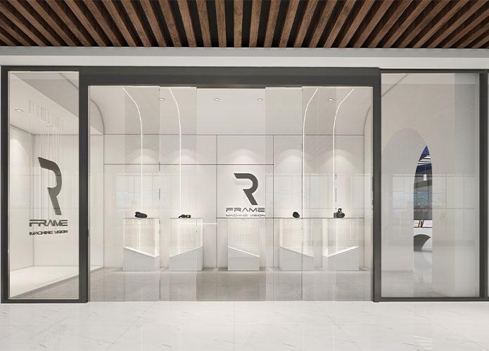 460㎡贸易公司办公室江苏11选5走势图下载设计 | 富瑞姆贸易